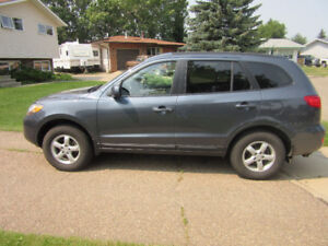 2008 Hyundai Santa Fe SUV - Excellent Condition