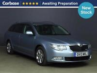 2013 SKODA SUPERB 1.6 TDI CR Elegance GreenLine II 5dr Estate
