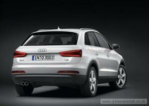 2017 Audi Q3 Komfort SUV, Crossover-lease takeover