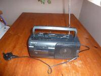 Sony CFM-10 Radio Cassette-Corder