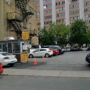 Downtown Parking 180 Metcalfe/Nepean St. across Sobey's Grocery