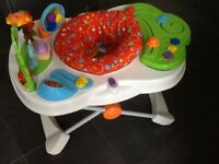 Fisher price activity centre 360 digrees of play.excellent condition