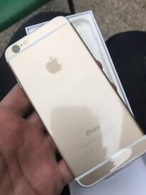 iPhone 6 16gb locked to EE brand new