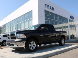 2013 Ram 1500 ST QUAD 4X4 ACCIDENT FREE