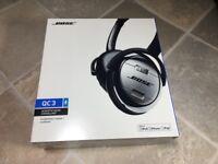 Bose QuietComfort 3 - brand new, sealed