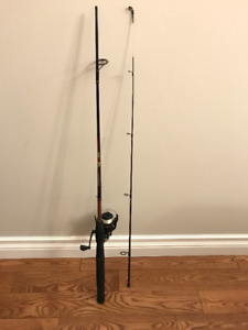 Ugly Stik Freshwater Spinning Rod & Reel Combo