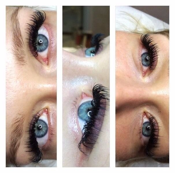 50 Lash Perfect Individual Eyelash Extensions 8 Years Of Experience