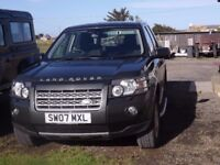 2007 Land Rover Freelander 2. GS. TD4