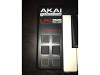 AKAI LPK25 LAPTOP MIDI KEYBOARD