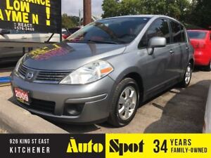 2009 Nissan Versa 1.8 SL/PRICED FOR A QUICK SALE!