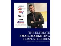 34 Ultimate Email Marketing Templates £50.00