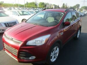 2015 Ford Escape SE 4WD! NAVIGATION! $56/WK, 5.49% ZERO DOWN! HE