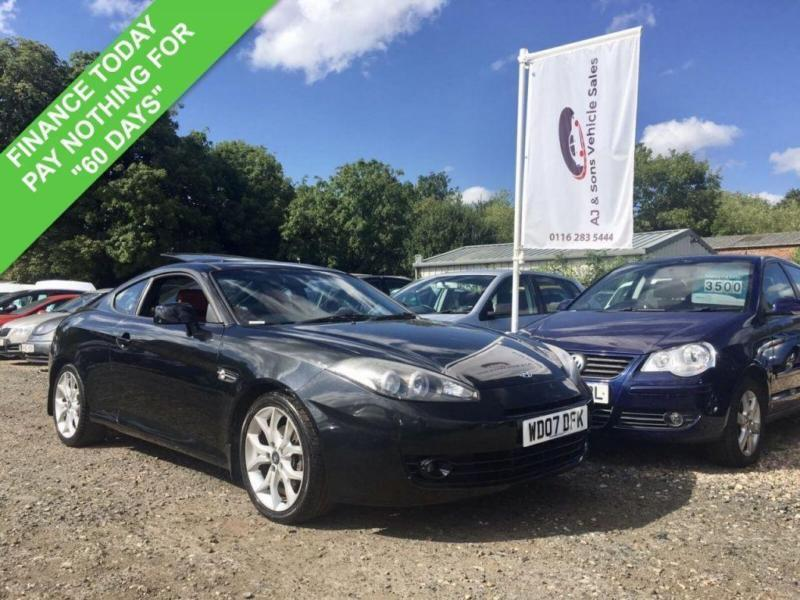 2007 07 HYUNDAI S-COUPE 2.0 SIII 2DR COUPE 141 BHP
