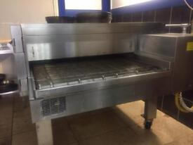 Lincoln conveyor 32 inch pizza oven