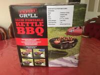Portable Kettle BBQ Grill