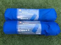 Mountain Warehouse self inflating sleeping mat for camping