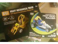DIY metal construction Sets/ toys