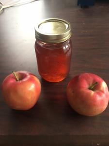 Gelée de pomme maison