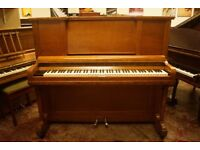 Monington & Weston upright piano - Tuned & UK delivery available