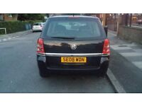 vauxhall zafira 1.6 spare or repair