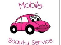 Mobile Beauty Therapy