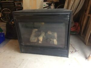 Fireplace - Natural Gas