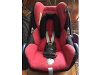 MAXI COSI BABY SEAT FOR SALE
