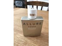 CHANEL ALLURE HOMME EDITION BLANCHE perfume, 100ML
