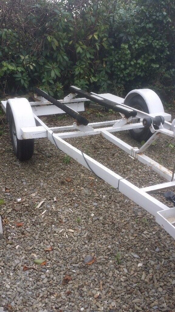 Jet ski /small boat trailer