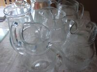JUGS (GLASS)
