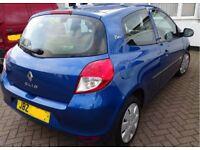 Renault Clio 1.2 16v Bizu 3 Door 2011