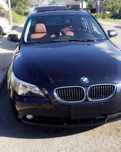 BMW 525XI fully loaded