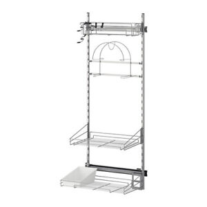 IKEA Pull-out rack for cleaning supplies