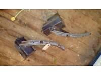 4 honda civic ek ej9 96 to 98 front headlight brackets