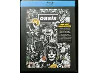 Oasis Lord Don't Slow Me Down Blu-ray