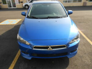 2009 Mitsubishi Lancer SE; Manual-SPORT