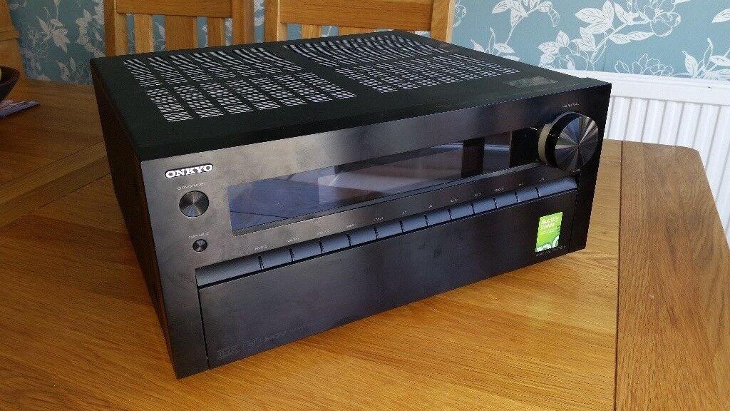 Onkyo TXNR-818 Av Receiver (Spares Or Repair) | in Rustington, West Sussex  | Gumtree