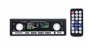 Radio d auto 12 volt Bluetooth usb auc carte sd
