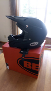 Matte Black Helmet NEW