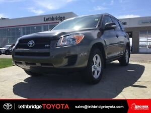 Certified 2012 Toyota RAV4 4WD V6 - LOW KM! ONE OWNER!