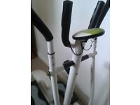 Davina cross trainer hardly used,good condition,