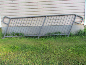 New Steel Railing for Ramp or Steps