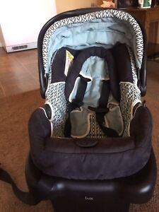 Lux carseat