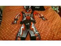 Wulfsport motorbike gear