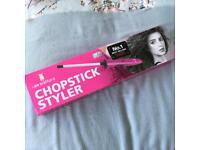 Lee Stafford chopstick hair curlers