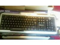 Saitek eclipse II illuminated keyboard