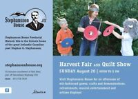 Harvest Fair and Quilt Show