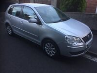 V.W Polo 1.4Tdi SE 5 Door Hatchback With Air-con. Full History Inc Cambelt Kit.