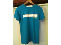 "Mens Blue ""I Rule"" Ruler T-Shirt - Size XS"