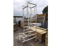 Aluminium Scaffolding Podium Step/ Tower